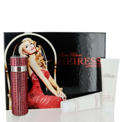 Heiress by Paris Hilton Limited Edition Set For Women