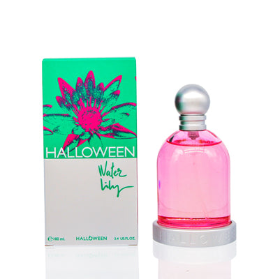 Halloween Water Lily by Jesus Del Pozo Edt Spray For Women