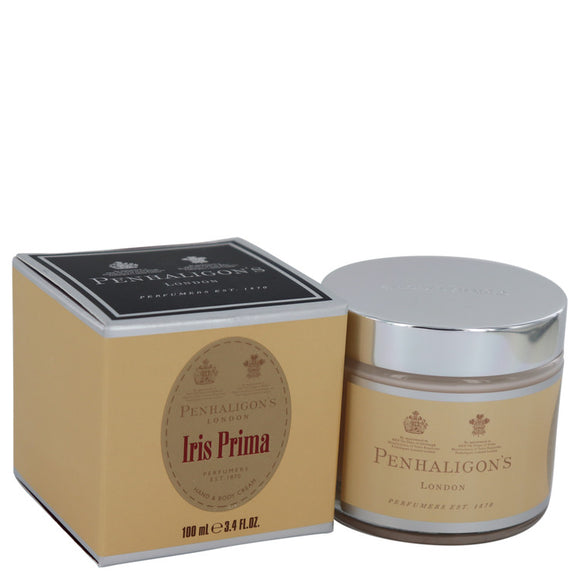 Iris Prima Hand & Body Cream By Penhaligon's For Women