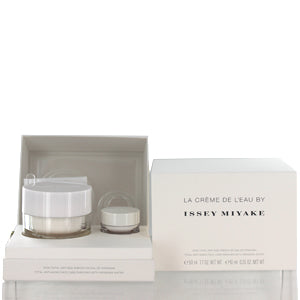 Shop for authentic Issey Miyake La Creme De L'Eau Total Anti Aging Duo at Diaries of Paris
