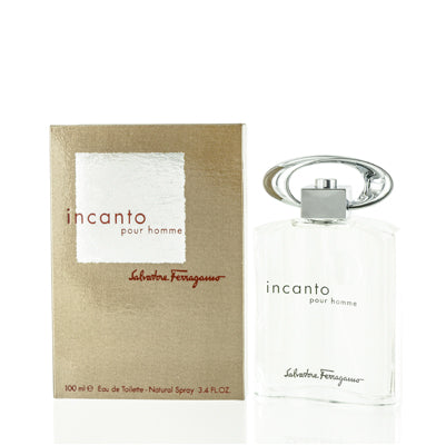 Incanto by Salvatore Ferragamo Edt Spray For Men