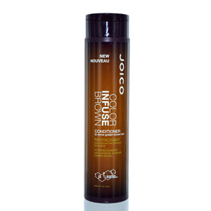 Joico Color Infuse Brown Joico Conditioner To Revive Golden Brown Hair  10.1 oz