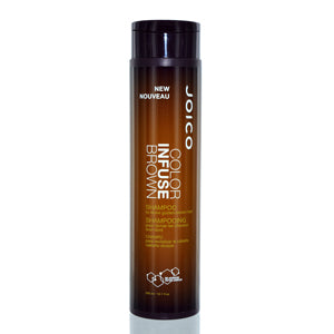 Buy online Joico Color Infuse Brown Joico Shampoo To Revive Brown Hair 10.1 Oz (300 Ml) at diariesofparis.com