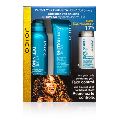 Joico Curl by Joico Perfect Yor Curls Set