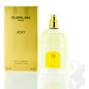 buy Jicky Guerlain Edp Spray 3.3 Oz (100 Ml) For Women [diaries of paris] cheap shephora walmart amazon