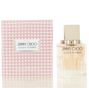 Shop for authentic Jimmy Choo Illicit Flower Jimmy Choo Edt Spray 1.3 Oz (40 Ml) For Women at Diaries of Paris