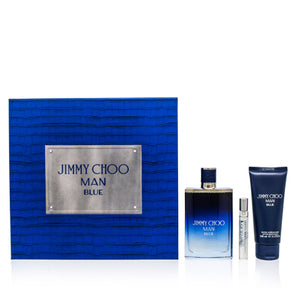 Jimmy Choo Man Blue by Jimmy Choo Set For Men