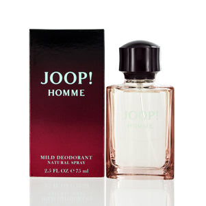 Joop Homme by Joop Deodorant Spray Glass For Men