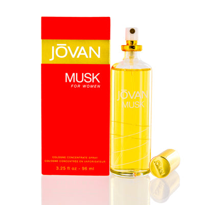 Jovan Musk by Jovan Cologne Concentrate Spray For Women