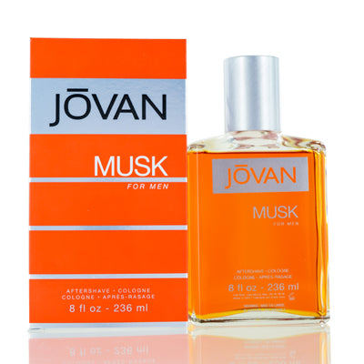 Jovan Musk by Jovan Cologne After Shave For Men
