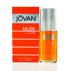 Jovan Musk by Jovan Cologne Spray For Men