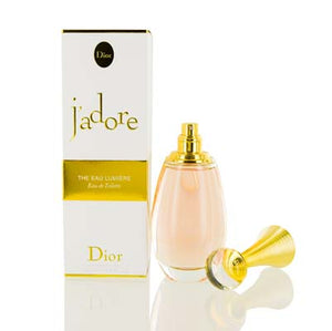 J'adore Eau Lumiere by Christian Dior Edt Spray For Women