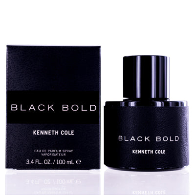 Kenneth Cole Black Bold by Kenneth Cole Edp Spray For Men