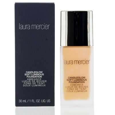 Laura Mercier Candleglow Soft Luminous Foundation (Amber) 1 oz (30 ml)