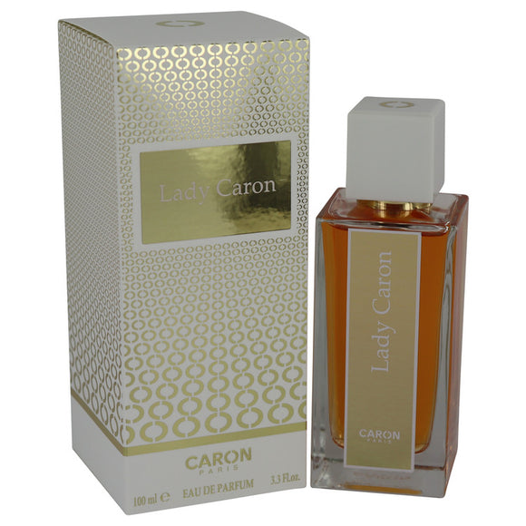 Lady Caron Eau De Parfum Spray (New Packaging) By Caron For Women