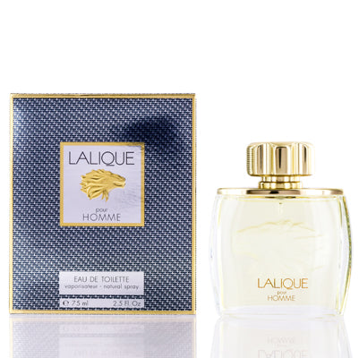 Shop for authentic Lalique Pour Homme Lion  Lalique Edt Spray 2.5 Oz (75 Ml) For Men at Diaries of Paris