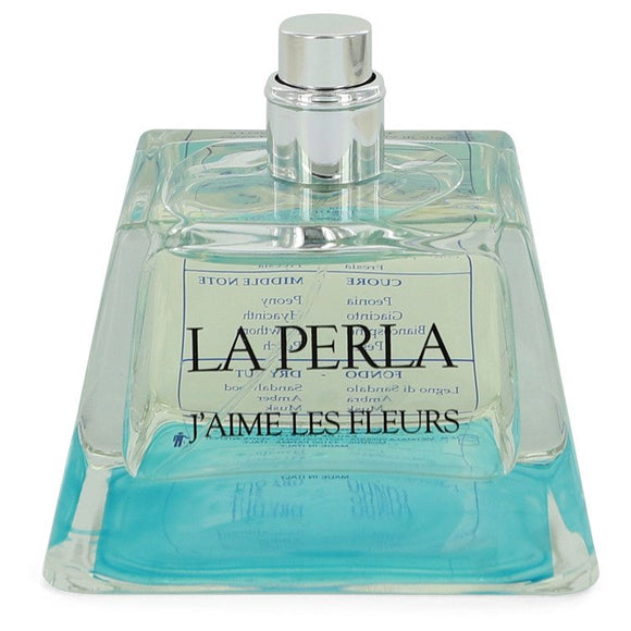 La Perla J'aime Les Fleurs Eau De Toilette Spray (Tester) By La Perla For Women