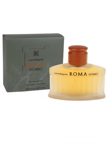 Roma Uomo by Laura Biagotti Edt Spray For Men