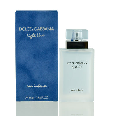 buy Light Blue Eau Intense D&G Edp Spray 0.85 Oz (25 Ml) For Women [diaries of paris] cheap shephora walmart amazon