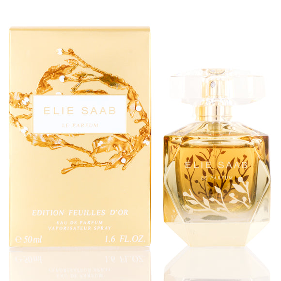 buy Le Parfum Edition Feuilles Dor Elie Saab Edp Spray 1.6 Oz (50 Ml) For Women [diaries of paris] cheap shephora walmart amazon