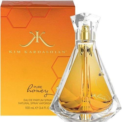 Pure Honey by Kim Kardashian Edp Spray For Women