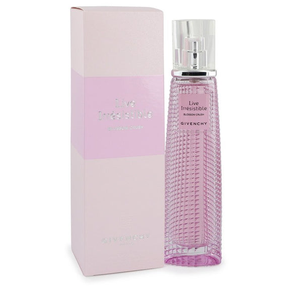 Live Irresistible Blossom Crush Eau De Toilette Spray By Givenchy For Women