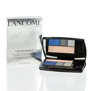 Lancome Color Design 5 Eye Shadow & Liner Palette 401 Midnight Rush .141 oz