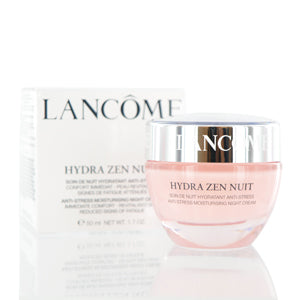Lancome Hydra Zen Neurocalm Nuit Night Cream 1.7 oz