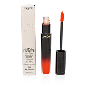 Lancome L'Absolu Lacquer Gloss (515) Be Happy .27 oz