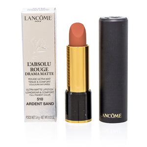 Lancome L'Absolu Rouge Lipstick 510 Ardent Sand 0.14 oz (4  ml)