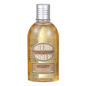 L'Occitane Almond Shower Oil 8.4 Oz