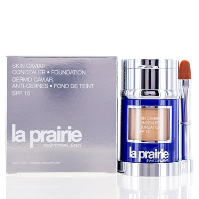 La Prairie Skin Caviar Concealer Foundation Spf 15 Honey Beige 1.0 oz
