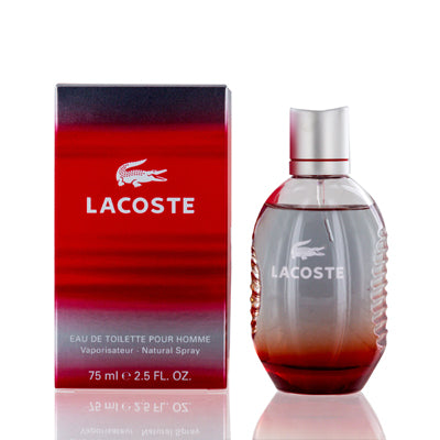 Lacoste Red Style In Play by Lacoste Edt Spray For Men