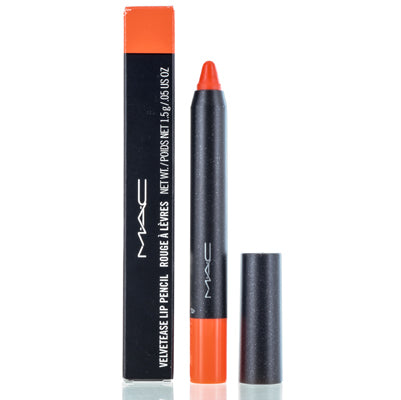 Mac Cosmetics Velvetease Lip Pencil Temper Tantrum .05 oz (1.5 ml)