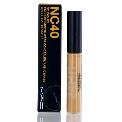 Mac Cosmetics Studio Fix 24 Hour Smooth Wear Concealer Nc40 .03 oz (7 ml)