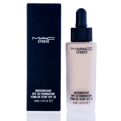 Mac Cosmetics Studio Waterweight Spf 30 Foundation Nc15 1.0 oz (30 ml)