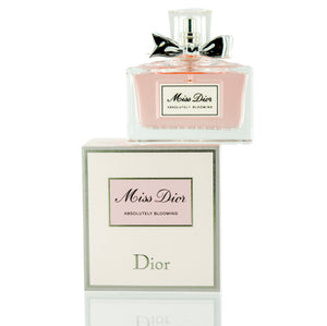 Miss Dior Absolutely Blooming by Christian Dior Edp Spray For Women