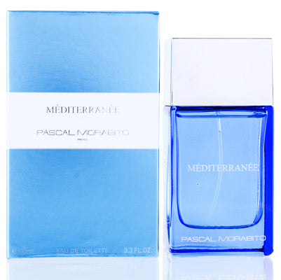Mediterranee by Pascal Morabito Edt Spray For Men