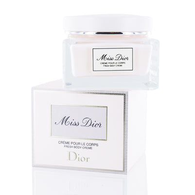 Miss Dior by Christian Dior Body Cream 5.0 oz (150 ml) For Women