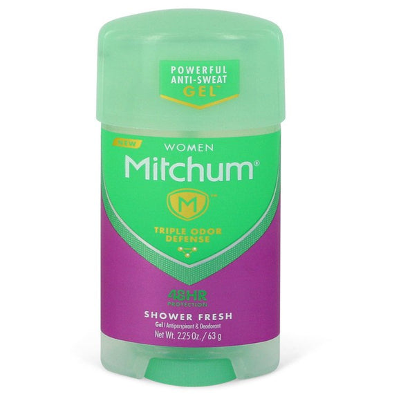 Mitchum Anti-perspirant & Deodorant Shower Fresh Advanced Control Anti-perspirant and Deodorant Gel 48 hour protection By Mitchum For Women