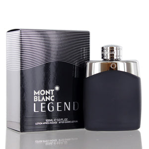 Montblanc Legend Men Mont Blanc After Shave Lotion 3.3  oz (100  ml) For Men.