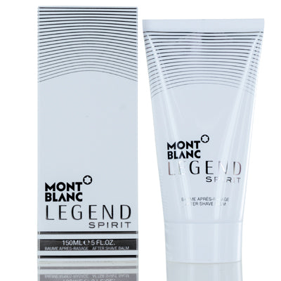 Montblanc Legend Spirit Mont Blanc After Shave Balm 5.0 Oz (150 Ml) For Men