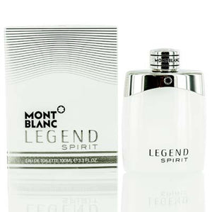 Montblanc Legend Spirit by Mont Blanc Edt Spray For Men