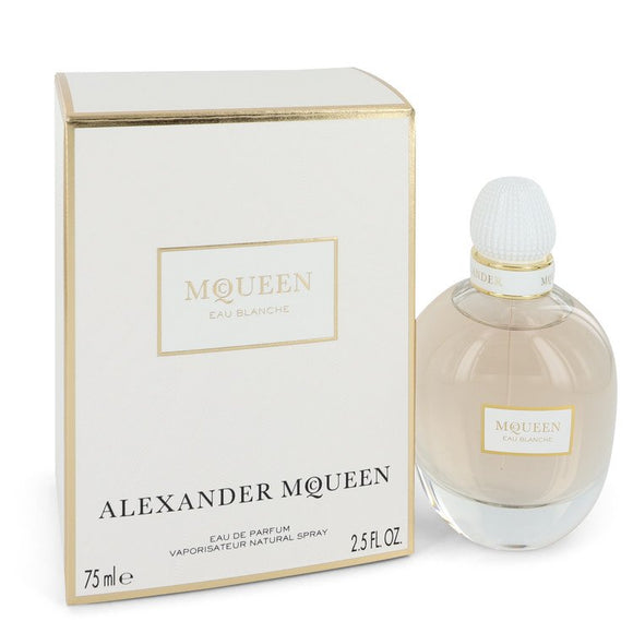Mcqueen Eau Blanche Eau De Parfum Spray By Alexander McQueen For Women