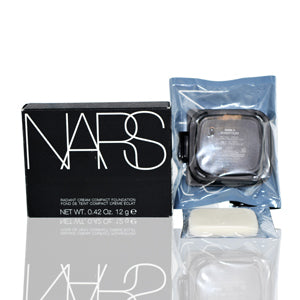 Nars Radiant Cream Compact Foundation Refill Khartoum 0.35 oz