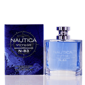Nautica Voyage N 83 by Nautica Edt Spray For Men