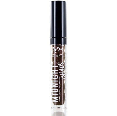Nyx Midnight Chaos Lip Gloss Dark Dimension .08 Oz (3 Ml)