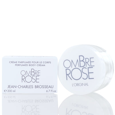 Ombre Rose by Brosseau Perfumed Body Cream  6.7 oz (200 ml) For Women