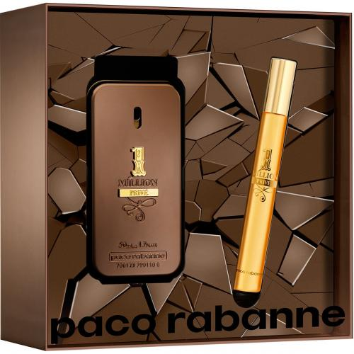 Paco Rabanne One Million Prive 2 Piece Gift Set