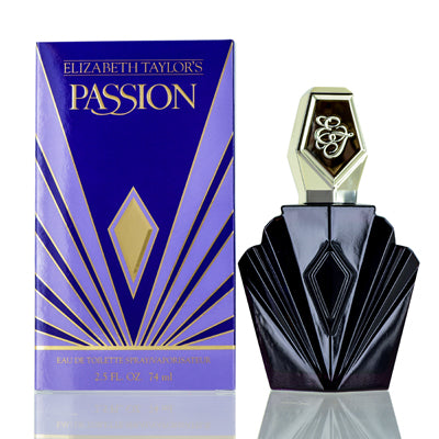 Passion by Elizabeth Taylor Edt Spray For Women